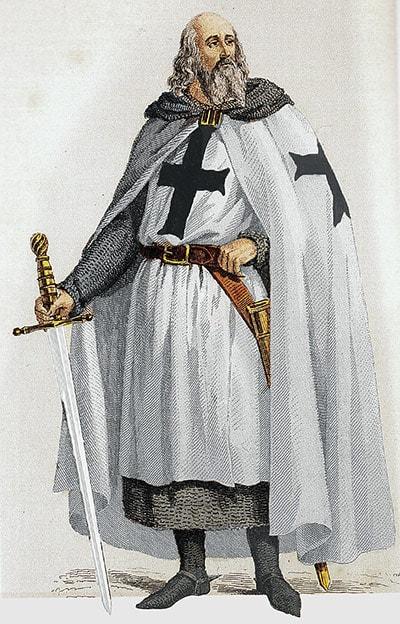 Jacques De Molay - Ultimo Gran Maestro dell'Ordine
